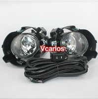 EOsuns Halogen Fog Lamp For NISSAN Micra MARCH 2005 09 Top Quality OEM Design With Harness