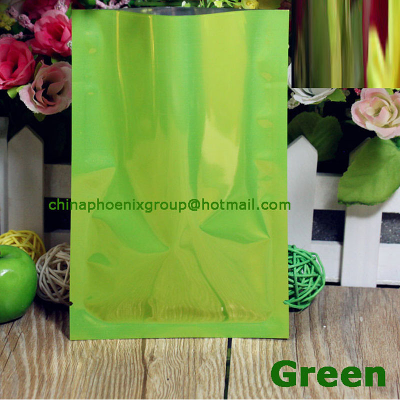 100 stks / 500 stks Dura-Aid Open Top Kleur Aluminiumfolie Plastic - Home opslag en organisatie - Foto 5