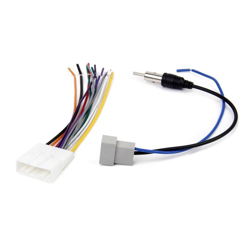 car radio wiring antenna wiring diagram fuse box u2022 rh friendsoffido co