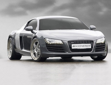 Gratis Verzending 7 Stks/partij auto-styling Xenon Wit Canbus PackageKit Interieur Led Voor Audi R8 Coupe vanaf Bj. 2007(China)