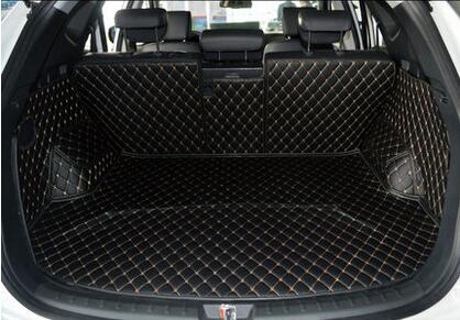 ¡Calidad superior! Set completo de esteras para maletero del coche - Accesorios de interior de coche