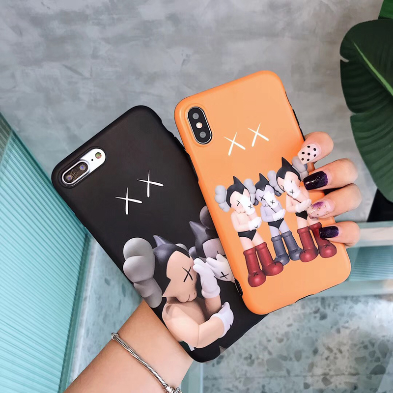 Phone Bags & Cases Hot Astro Boy Kaws Bath Toy Limited Soft Phone Case For Iphone 6 6s S 6plus 7 7plus 8 Plus X 10 Xs Xr Max 3d Doll Phone Cases To Clear Out Annoyance And Quench Thirst