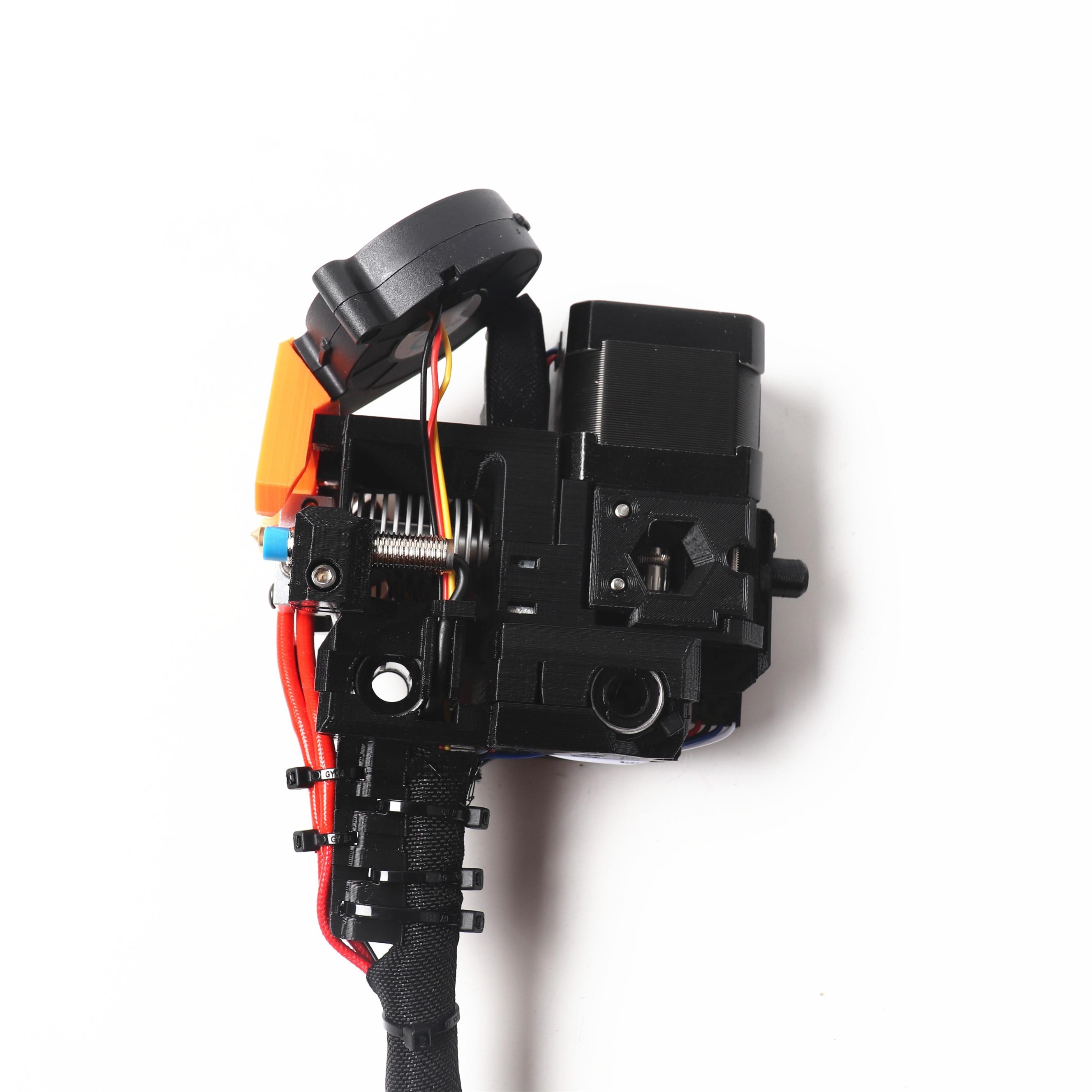 Image 5 - R3 Version !1Set Assembled Prusa i3 MK3  hotend kit 0.4MM nozzle Noctua fan, Pinda v2, filament sensor,textile-in 3D Printer Parts & Accessories from Computer & Office