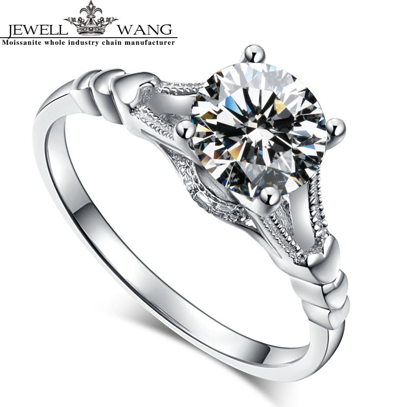 line Get Cheap Moissanite Engagement Ring Aliexpress