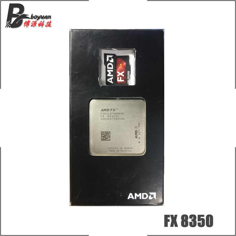 Detail Feedback Questions about AMD FX 8350 fx 8350 125W