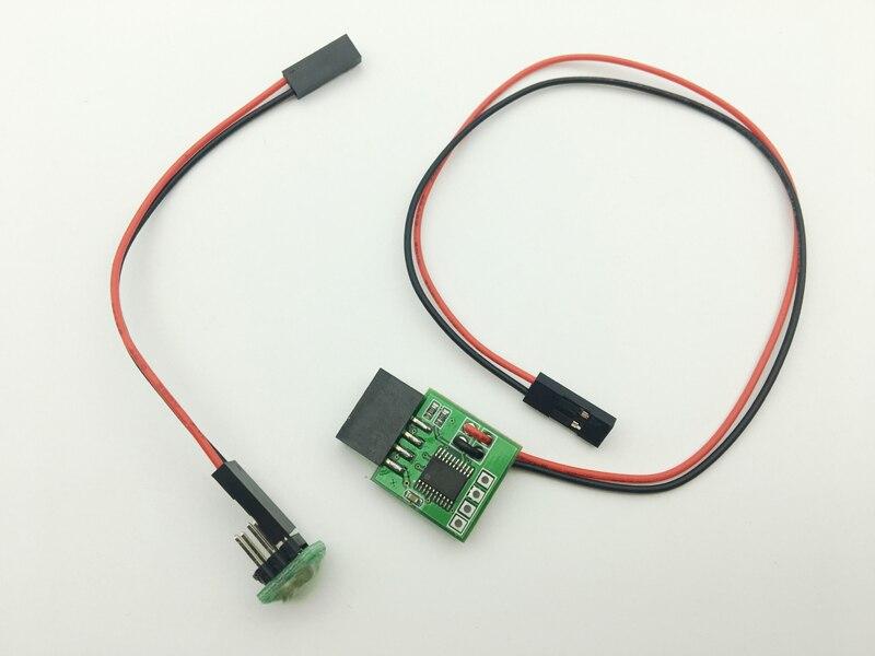 Лучший новый Внутренний USB Контролер сброса часов, часы для собак, ПК, синий экран, автоматически перезапуск для майнинга BTC
