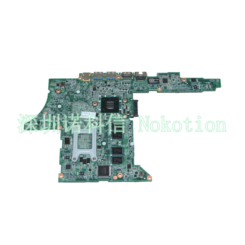 DA0Z09MBAH0 NBV8511001 Laptop motherboard for Acer Aspire M5-481 Series REV H version 2117U CPU onboard SR0VQ laptop motherboard fit for acer aspire 3820 3820t notebook pc mainboard hm55 48 4hl01 031 48 4hl01 03m