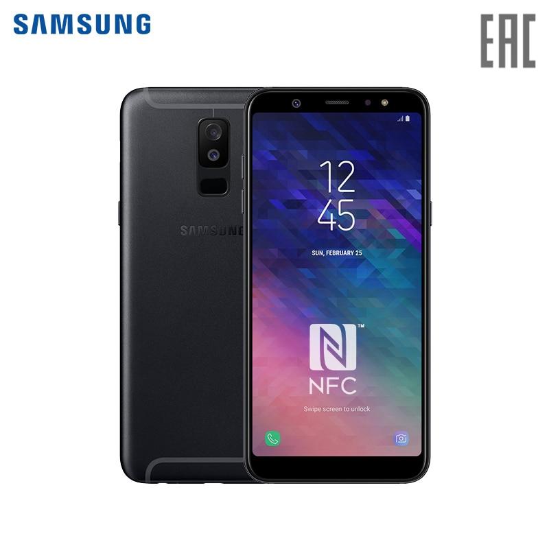 Смартфон Samsung Galaxy A6+ 2018 (SM-A605F) [официальная российская гарантия]