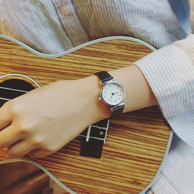 cad21205f1a Nuevas mujeres cuarzo pequeño dial reloj delicado lujo negocios relojes  señoras de la mujer reloj mujer