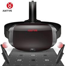 Циклоп Kit2 antvr 2 К PC VR гарнитура 3D шлем VR Очки Пульты ДУ позиционирования Ковёр конкурентом для HTC Vive VR Стекло