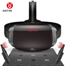 Cyclop Kit2 ANTVR 2K PC VR Headset 3D Helmet VR Glasses Controllers Positioning Carpet Competitor For HTC Vive Oculus Rift PS VR