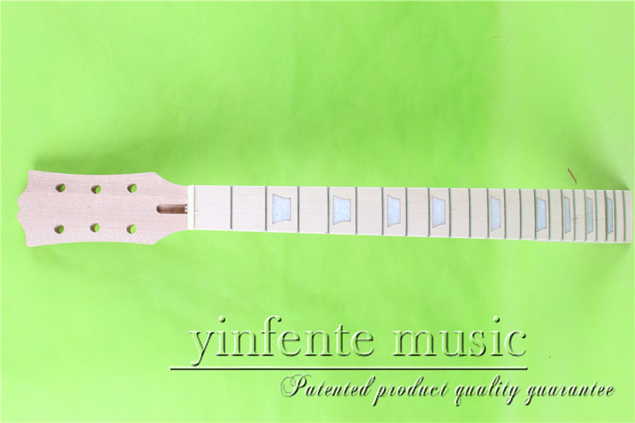 L -00135# 24.75 Electric guitar neck maple fingerboard fine quality 22 fret s 0028 4 25 5 electric guitar neck fine quality maple fingerboard 21 fret