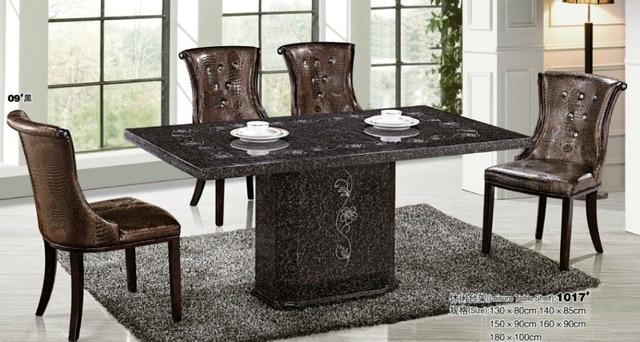 Tavoli Sala Da Pranzo In Legno : Vendita calda moderno set sala da pranzo tavolo da pranzo in legno