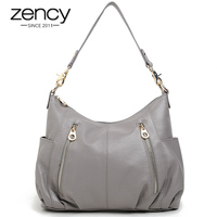 6Cls Fashion Real Genuine Leather Handbags Famous Brand Tote Bags Designer Women Messenger Shoulder Bags Crossbody
