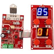 NY-D04 40A/100A цифровой дисплей точечной сварки контроллер регулирует ток времени