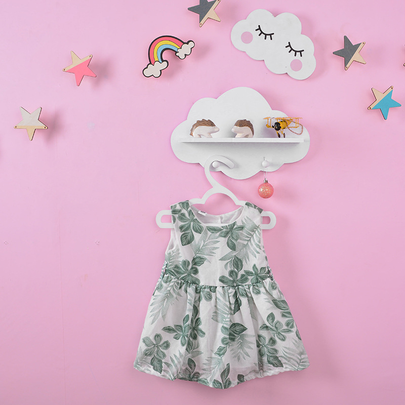 Favourite Scandinavian Nursery Kids Room Decor Items: Nordic Nursery Decor Wall Shelf With Hook Kids Room Decor