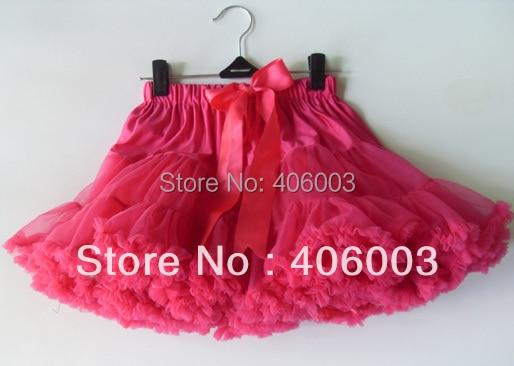 Wholesale  Tutu Pettiskirt  Girls Skirts 3pc /Lot Free Shipping