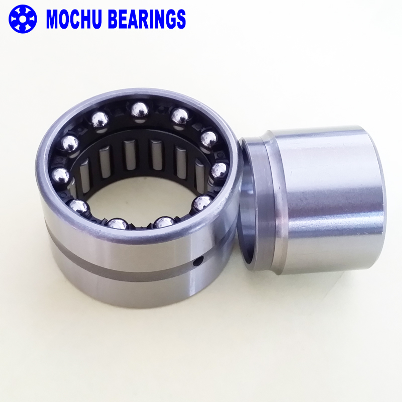 1piece NKIA5906 NKIA5906-XL 30X47X23 NKIA MOCHU Combined Needle Roller Bearings Needle Roller  Angular Contact Ball Bearing 1pcs 71901 71901cd p4 7901 12x24x6 mochu thin walled miniature angular contact bearings speed spindle bearings cnc abec 7