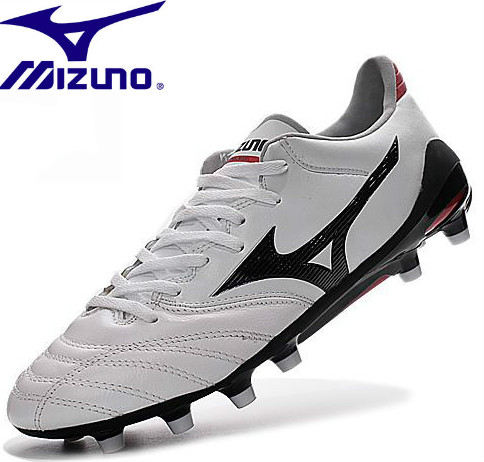 Mizuno NEO II TF Morelia Neo KL Mix Rugby Boots Adult Diva white/Safety sneakers Men Weightlifting Shoes Size 39-45 цена
