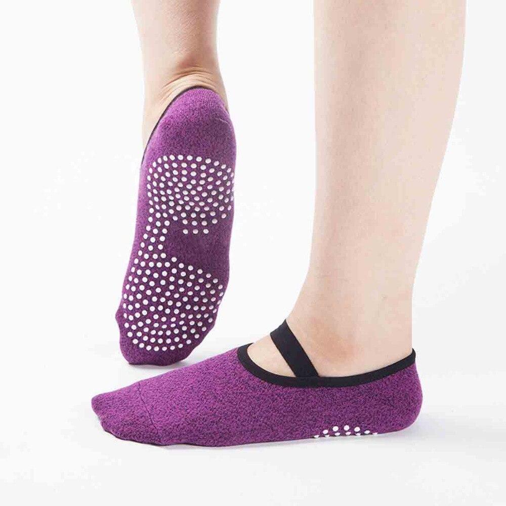 ①  Daddy Chen женские комплекты для йоги 1 шт. Носки для йоги Один размер подходит всем стандартным нос ✔