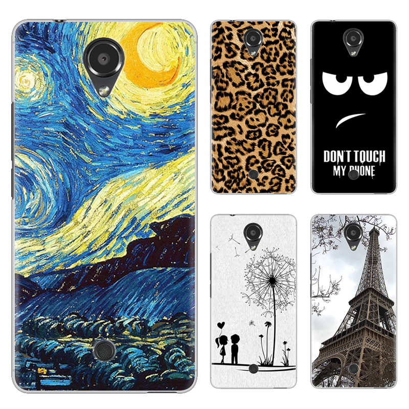 Phone Case For BLU R1 HD 5-inch Cute Cartoon High Quality Painted TPU Soft Phone Case Silicone Skin Back Cover Shell image