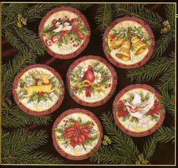 Top Quality Lovely Hot Sell Counted Cross Stitch Kit Old World Holiday Ornaments Ornament dim 08813 - SALE ITEM - Category 🛒 Home & Garden