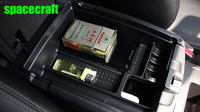 Free Shipping For Nissan X Tail 2014 Glove Box Armrest Box Suitcase Storage Box Clapboard