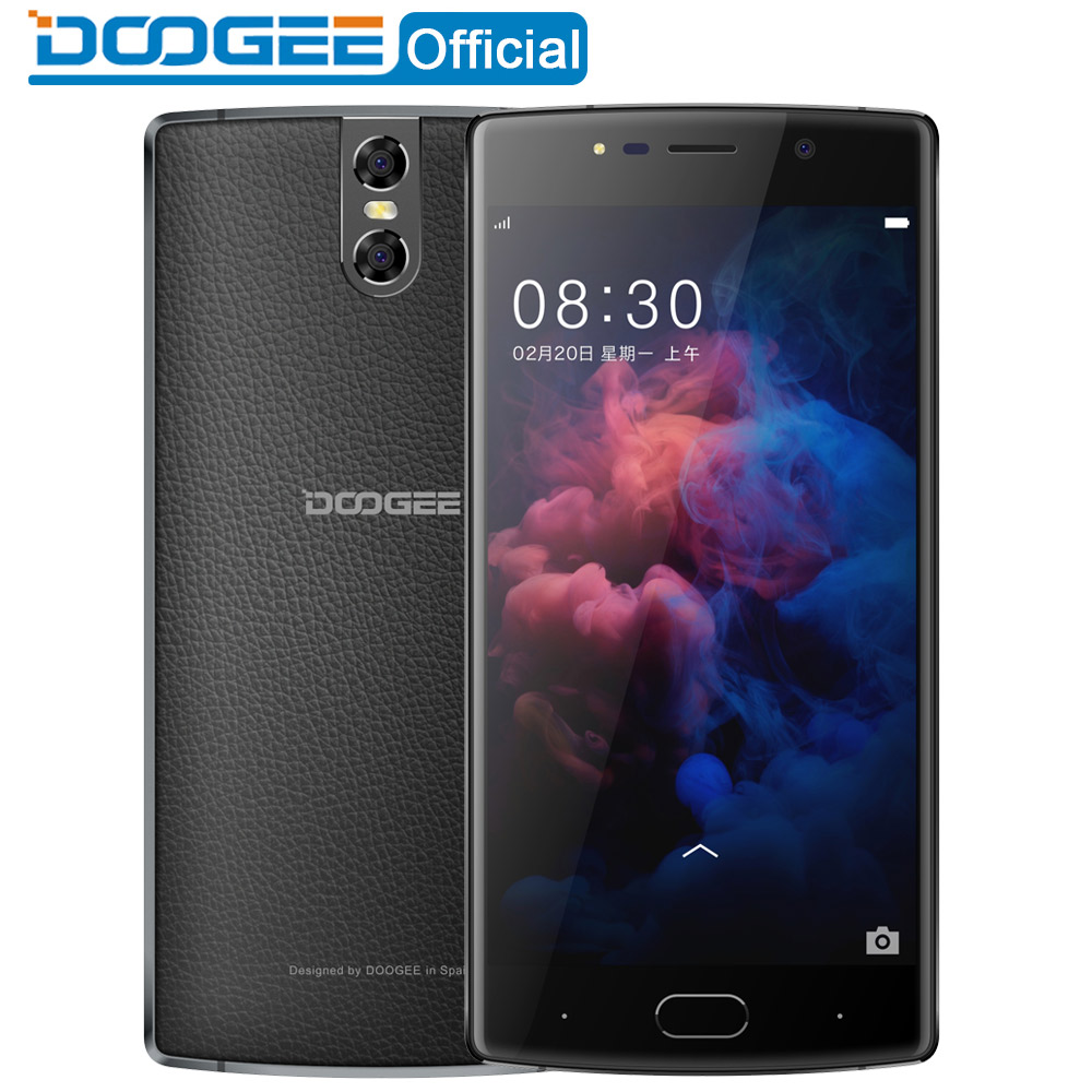 DOOGEE BL7000 Android 7.0 7060mAh 12V2A Quick Charge 5.5'' FHD MTK6750T Octa Core 4GB RAM 64GB ROM Smartphone Dual 13.0MP Camera