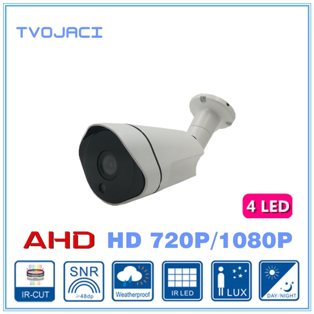Waterproof Camera AHD Analog High Definition 1/4 CMOS  1.0MP 720P 2.0MP 1080P AHD CCTV Camera IR Cut Fiter Security OutdoorWaterproof Camera AHD Analog High Definition 1/4 CMOS  1.0MP 720P 2.0MP 1080P AHD CCTV Camera IR Cut Fiter Security Outdoor