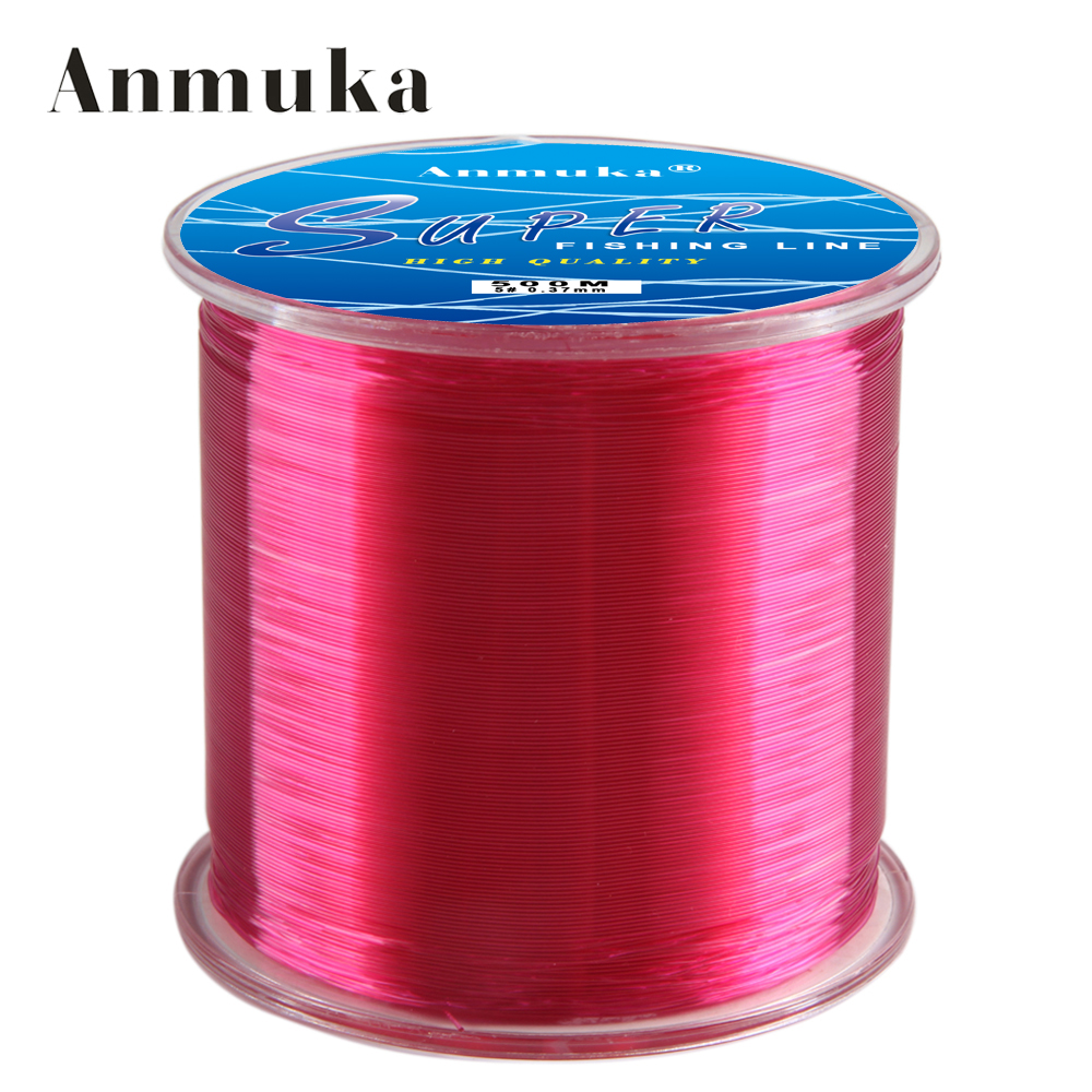 Aliexpress.com : Buy Anmuka 500M nylon line fishing line Super Fly ...