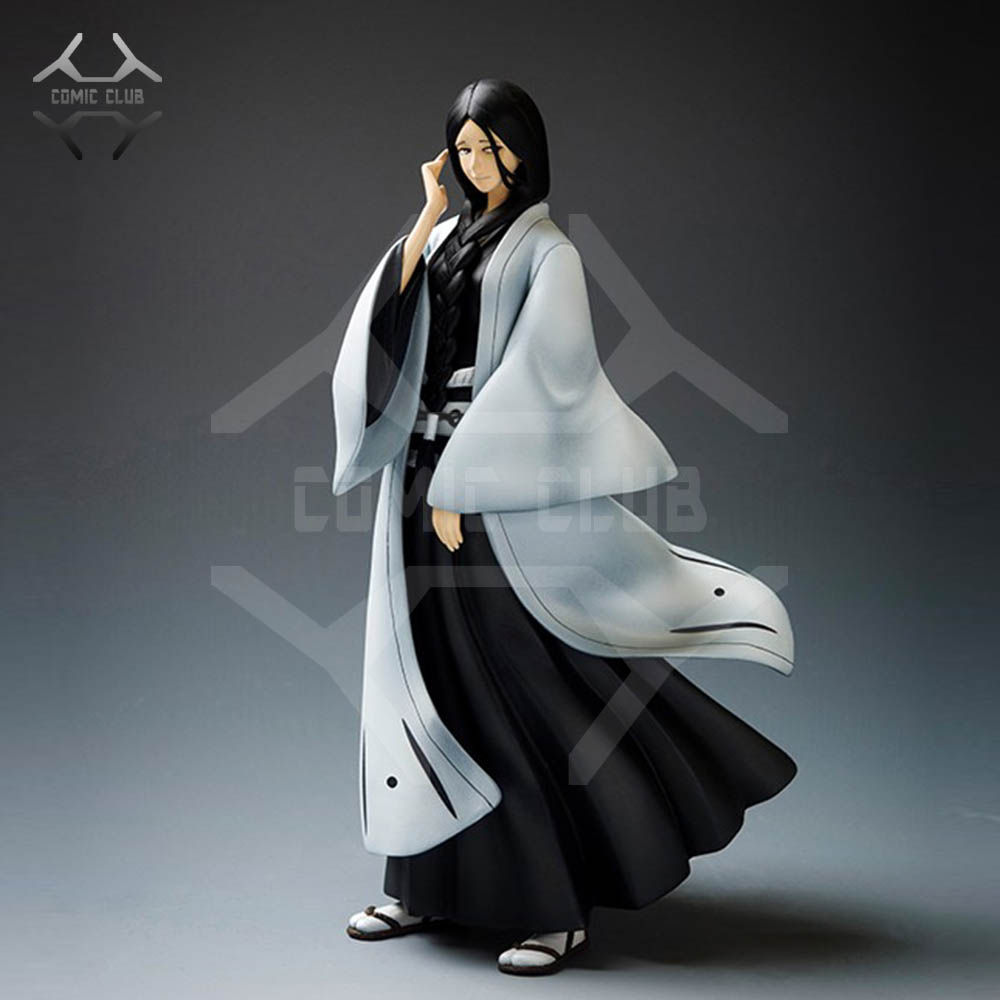 COMIC CLUB INSTOCK AFORCE 20cm BLEACH Unohana Retsu GK resin made figure for Collection