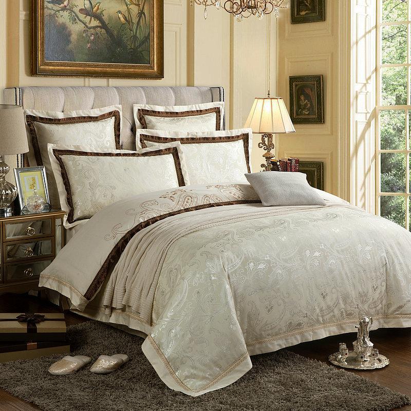 Bedroom Set Queen Size White