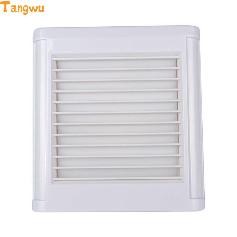 Fan Parts The bathroom exhaust fan window wall automatic shutter 6 inch ball Exhaust Fan цена