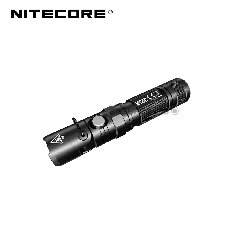 Image 2 - L Shaped Work Light Nitecore MT21C 1000 Lumens Compact EDC Torch 90 Angle Adjustable Flashlight with Magnetic Base-in Flashlights & Torches from Lights & Lighting