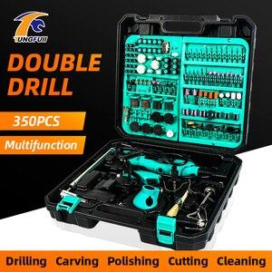 Dremel Power Tools Electric Grinding Machine Mini Engraving Pen 220V Electric Drilling Machine For Dremel Polishing Accessories(China)