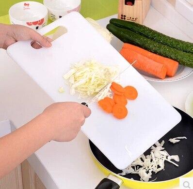 NEW Eco-friendly Chopping block Thicken antibiotic kitchen utensils cutting board chopping board cut fruit vegetable board