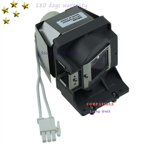 Image 4 - Replacement  MS517 MX518 MW519 MS517F MX518 lamp 5J.J6L05.001 with housing for BENQ  with 180 days warranty
