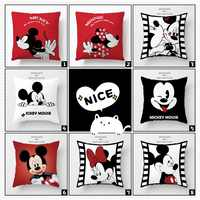 Mickey Mouse cuscino coussin minnie cojines del mickey cuscino minnie mickey oreiller carino