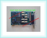 FAST DIO ISA1 P 900142 SER Data DAQ Capture Card