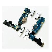 Usb doca conector de carregamento porto cabo flexível para samsung galaxy s5 neo g903f g903m carregador usb peças de reposição