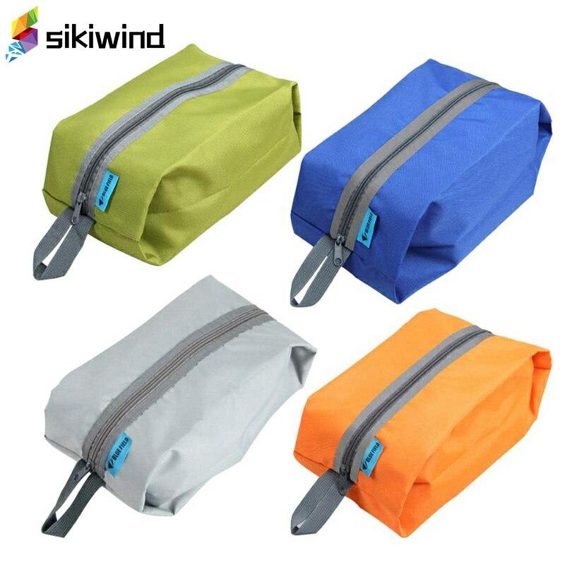 Durable Bluefield Ultralight Waterproof Oxford Washing Gargle Stuff Bag Outdoor Camping Hiking Travel Storage Bag Z85