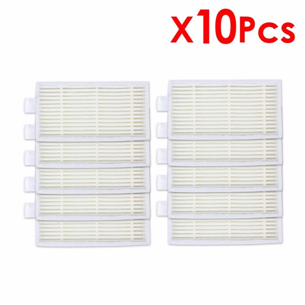 все цены на 10Pcs Good quality ARIETE filter HEPA BRICIOLA 2711 PROFIMASTER EASYHOME 2712 2713 2717 ROBOT HOFER Vacuum Cleaner hepa filter онлайн