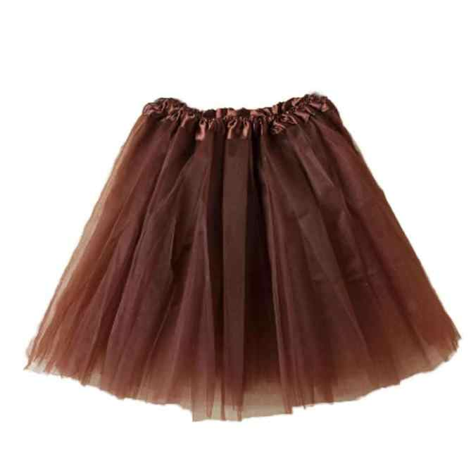 2019 Women Ballet Tutu Layered Organza Lace Mini Skirt Not leather Sexy Skirt For Girl lady Short Skater Fashion Mini Skirt 3.21