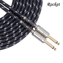 High quality PSL-D72A 3M oxygen-free copper noise reduction cable electric guitar line bass line instrument cable copper wire