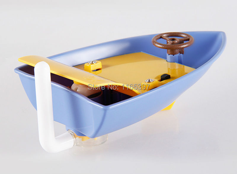 Teenage Children Kids Scientific Science Educational Models Experimental Toy Materials Magic Jetboat Make Experiment