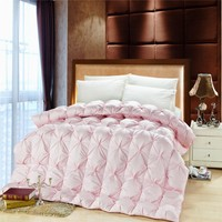 Luxury Comforter Core Down Quilt Winter Autumn Bedding Set Goose Feather Duvet For Home Hotel