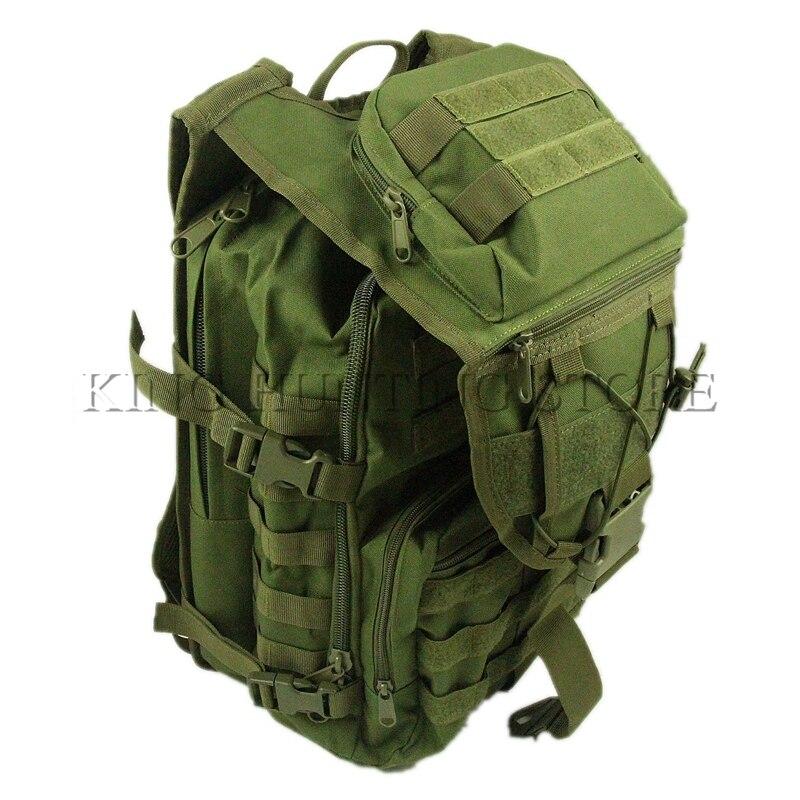 Ourdoor hommes imperméable Molle Trekking sac militaire 3 P tactique sac à dos femmes assaut Cordura sac de chasse sac - 2
