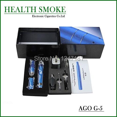 Назад G5 сухой трава испаритель 1,8 мл картридж 650 мАч электронный сигарета аккумулятор с жк-дисплей 8 цветов