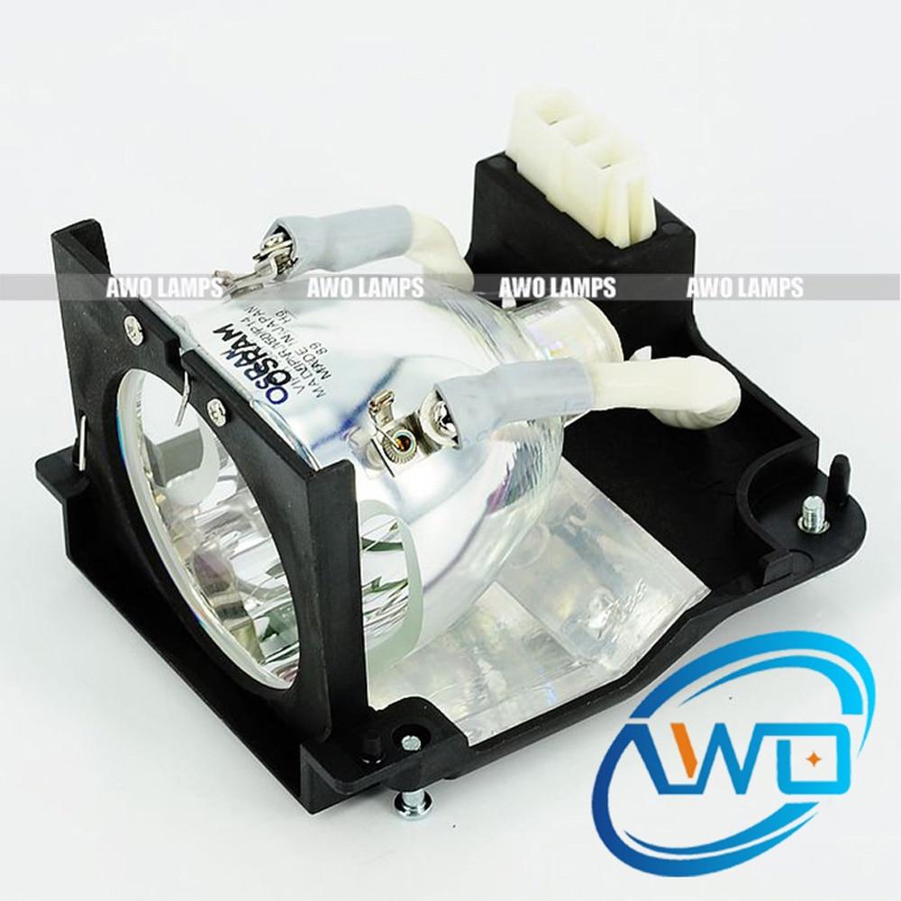 AWO 100% Original U2-151 /28-610 Projector lamp Module for PLUS U2-1150/U2-813/U2-815/U2-818/U2-X1130/U2-X1150 awo 100