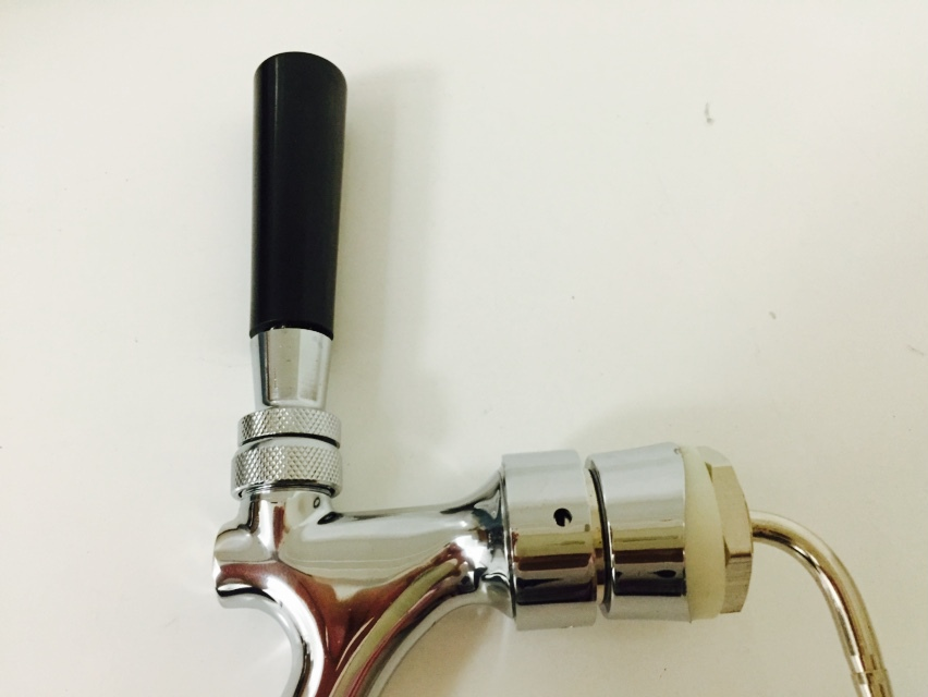 brass Faucet Beer Tap With Shank us type Home Brew World Free ...